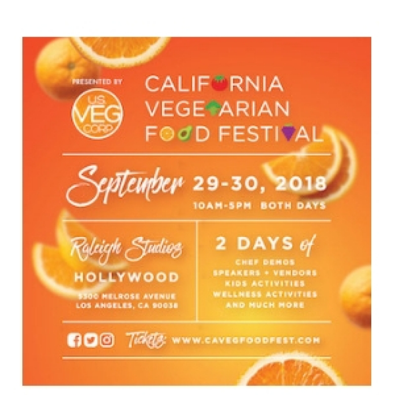 Live Music Headliners at the CA Veg Food Fest